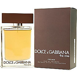 Dolce & Gabbana Men's The One Eau de Toilette Spray - 1.6 oz