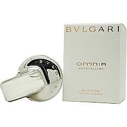 303-252 Bvlgari Omnia Crystalline Women's Eau de Toilette – 2.2 oz - 303-252
