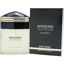 Boucheron Men's Eau de Toilette Spray - 3.3 oz