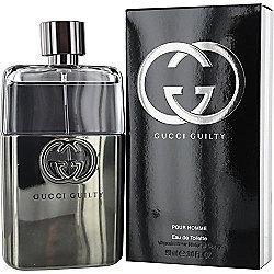 Gucci Guilty Men s Pour Homme Eau de Toilette Spray ... 97b1de3c8ce