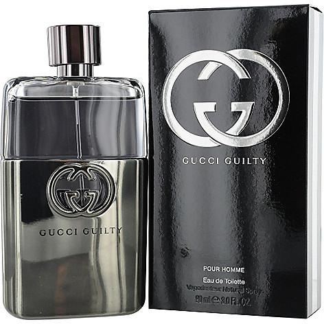 763ac09e9 Gucci Guilty Men's Pour Homme Eau de Toilette Spray - 3 oz - EVINE