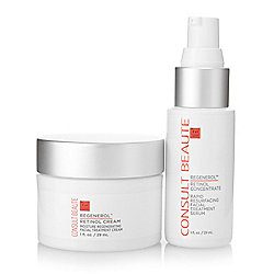 Consult Beaute Regenerol Cream & Concentrate Discovery Duo