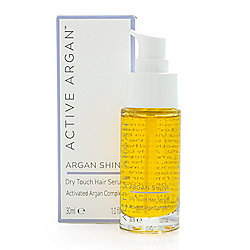 Active Argan Shine Dry Touch Hair Serum 1 oz