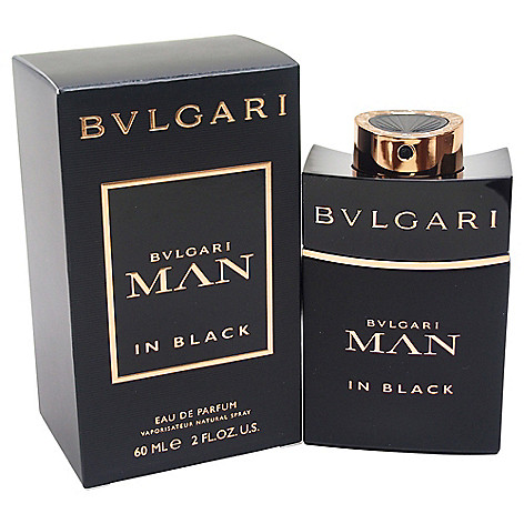 Bvlgari Man In Black By Bvlgari Eau De Parfum Spray Evine