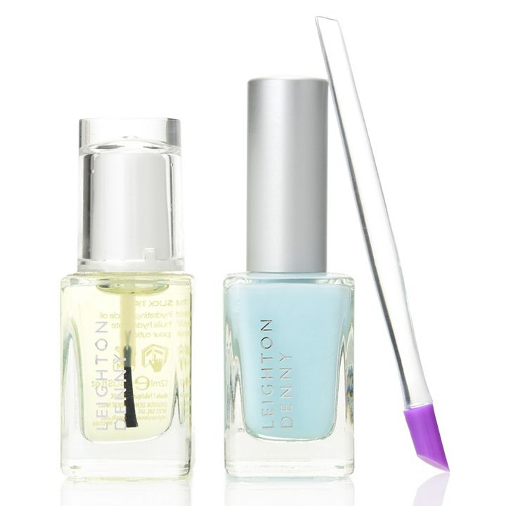 314-065 - Leighton Denny 3-Piece Perfect Cuticle Set
