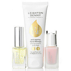 Leighton Denny 3-Piece Time Repair Hand & Nails Gift Set