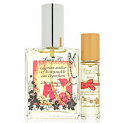 2b6124318cb7 Image of product 314-681. QUICKVIEW. Lucy B.'s Eau de Parfum & Rollerball  Perfume Oil Gift Set