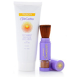 Tournesol GloGetter BB Cream & SunDust Bronzer Self Tanning Duo