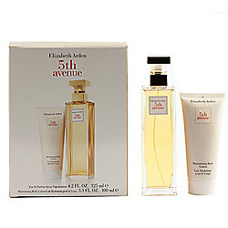 c767ea5fd447 Elizabeth Arden 5th Ave Eau de Parfum & Body Lotion Set