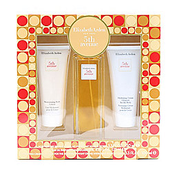 1f60de179093 Elizabeth Arden 5th Ave 3-Piece Eau de Parfum, Body Lotion & Shower Gel