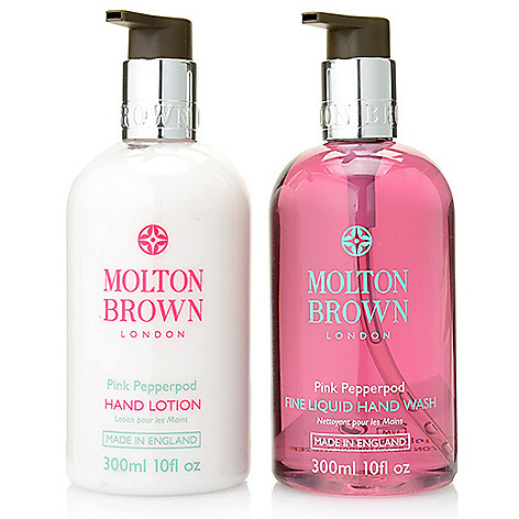 49a3ec840917 314-916- Molton Brown Hand Wash   Lotion Duo 10 oz Each