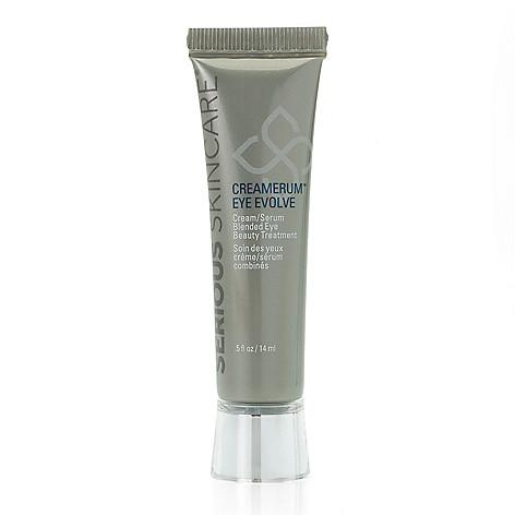 Serious Skincare Creamerum Evolve Cream/Serum Blended Facial Beauty Treatment