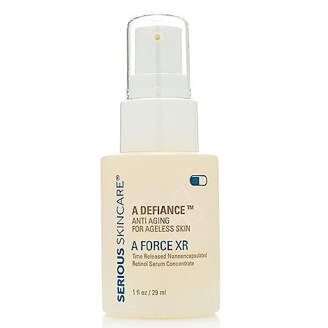 Serious Skincare A Force Xr Time Released Nanoencapsulated Retinol Serum Concentrate