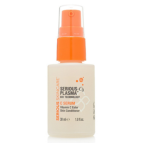 Serious Skincare Serious C-3 Plasma Bio Technology Beyond Morning Serum