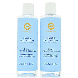 3c6f4f836264 Elizabeth Grant Hydra Cell Active 3-in-1 Cleanser Duo 8.1 oz Each