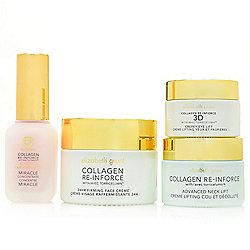 727429504746 Elizabeth Grant 4-Piece Collagen Re-Inforce Firming Skincare Set