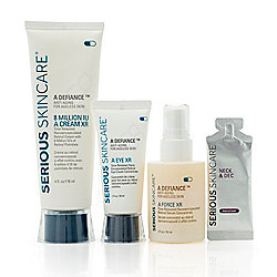 Serious Skincare A-Defiance Retinol Trio Choice of Full or Double Size