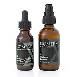 ISOMERS Skincare Age Relifting Serum & Cream Duo