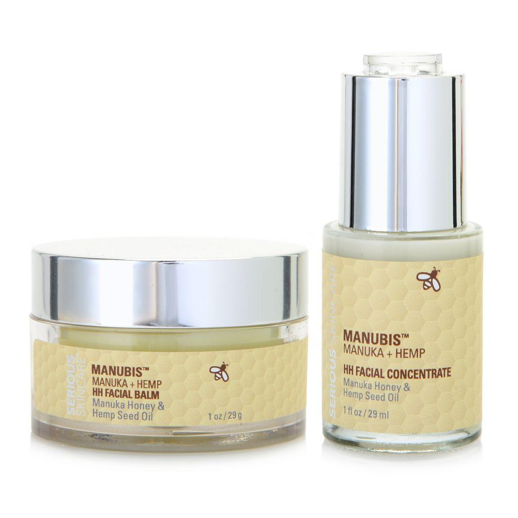 Serious Skincare Manubis Manuka Hemp Facial Duo - 316-019
