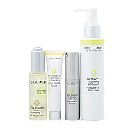 Juice Beauty Stem Cell & Green Apple 4-Piece Bundle