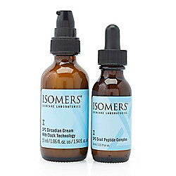 ISOMERS Skincare 2-Piece Liquid Laser Skin Refining & Renewing Set