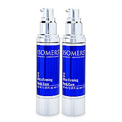 ISOMERS Skincare Ultra Firming Neck Care Duo 1.69 oz Each
