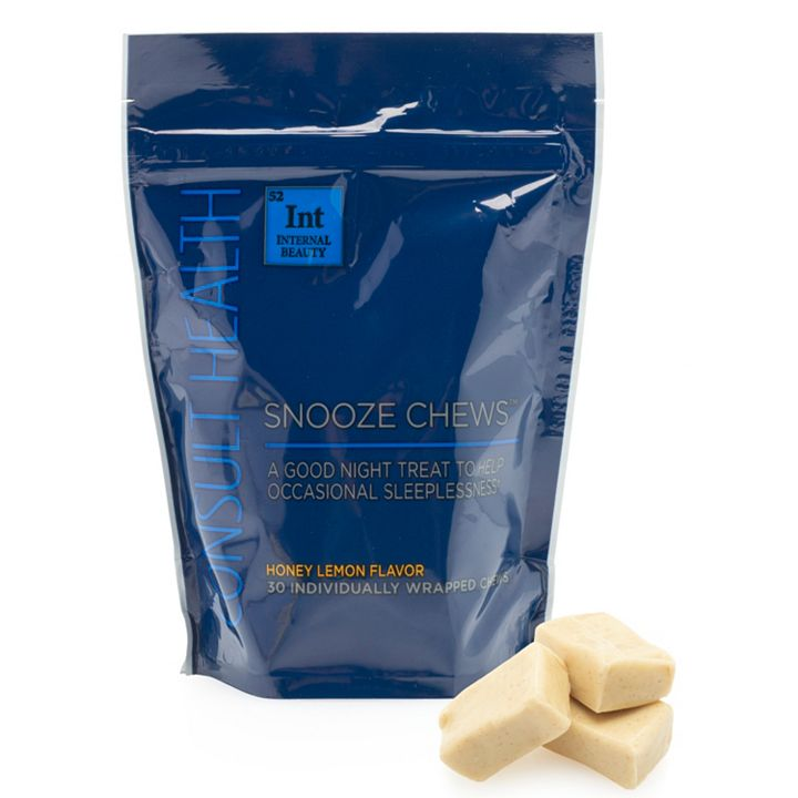 Anniversary Pricing 6 ValuePay® Payments on Everything - 316-620 Consult Health Honey Lemon Snooze Chews (Choice of Supply)