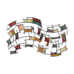 "NeuBold Home Abstract 28"" x 42"" Wall Art"