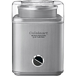 Cuisinart Pure Indulgence™ 2 qt Frozen Yogurt, Sorbet & Ice Cream Maker