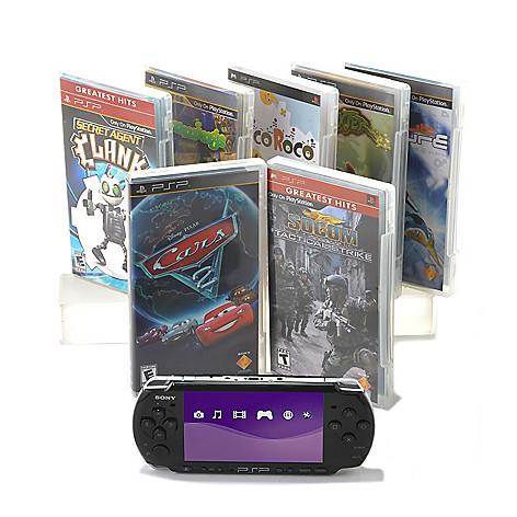 Sony PSP® 3000 PlayStation 4 3