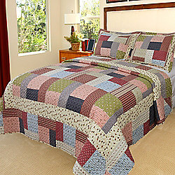 Lavish Home Quilt Set