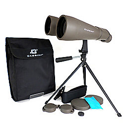 Cassini 15x70mm Astronomical Eye Relief Binocular w/ Tripod & Case