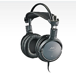 JVC Full-Size Over-Ear Headphones w/ 50mm Drivers