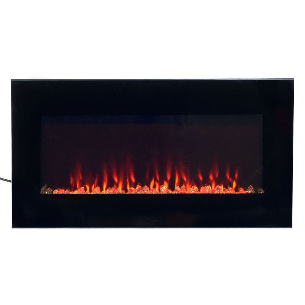 Brilliant Northwest Fire Ice Led Wall Mount Electric Fireplace W Remote Interior Design Ideas Gentotthenellocom
