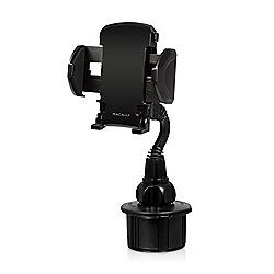 Macally Adjustable Cup Holder Mount Smartphone Stand