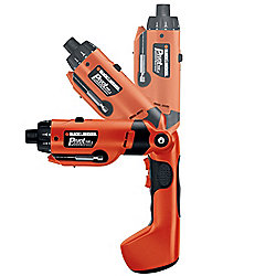 Black & Decker 6V PivotPlus All-in-One Cordless Drill - 455-433