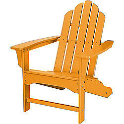 "Hanover Outdoor Furniture 37.5"" All-Weather Contoured Adirondack Chair"