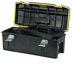 Stanley Storage Structural Foam Toolbox w/ Removable Half Tray