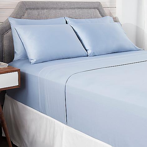 North S Living 800tc Sa Cotton Poly Blend 6 Piece Sheet Set Evine