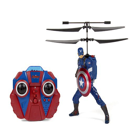 World Tech Toys Marvel Comics Avengers 2CH IR Remote Control Helicopter  Drone