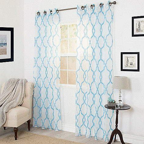 Lavish_Home_Choice_of_Size_Elisa_Grommet_Curtain