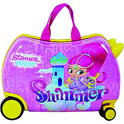 "ATM Luggage 16"" Shimmer & Shine ""Shimmer"" Cruizer Rolling Travel Bag"