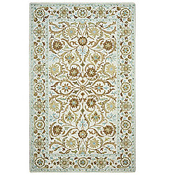 Rizzy Home Ashlyn Choice of Size Hand-Tufted 100% Wool Rug