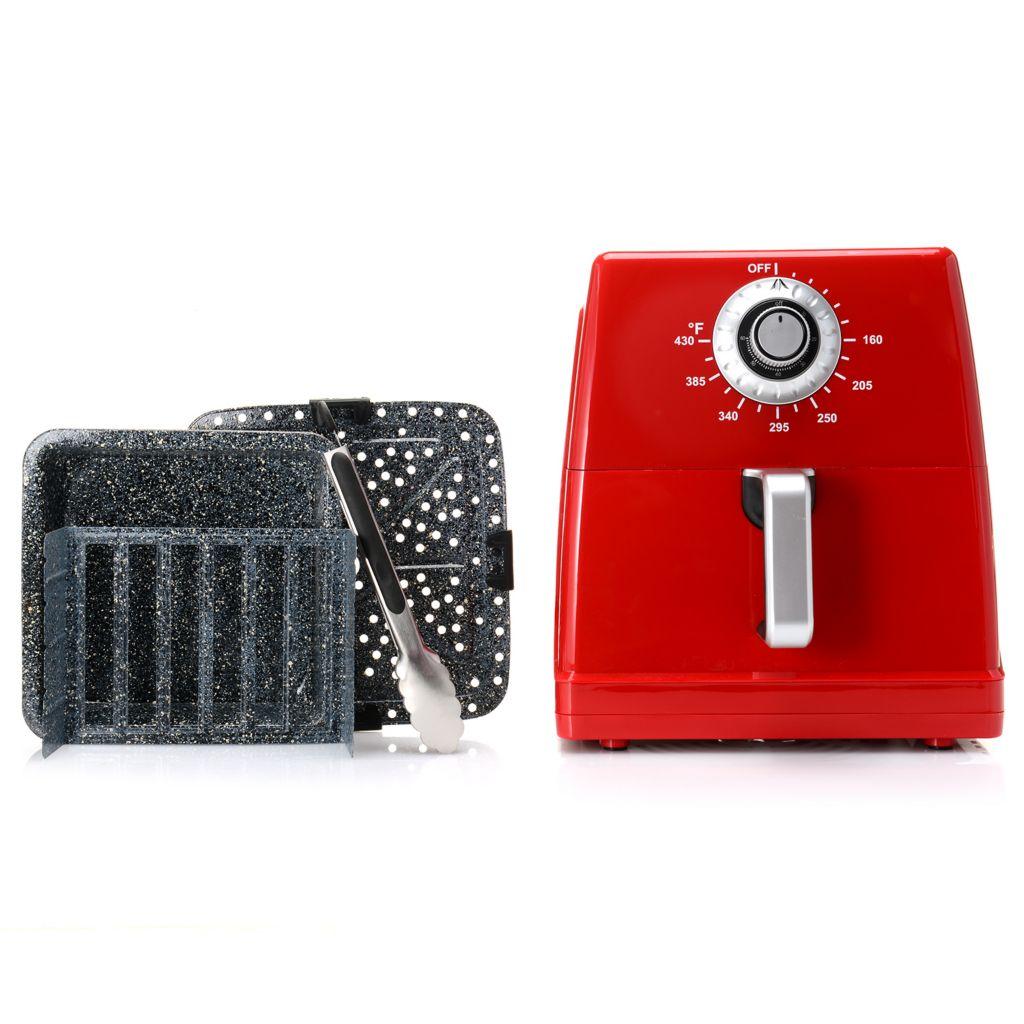 469 986  Paula Deen 1700W 8.5 Qt Ceramic Nonstick XXL Air Fryer W/
