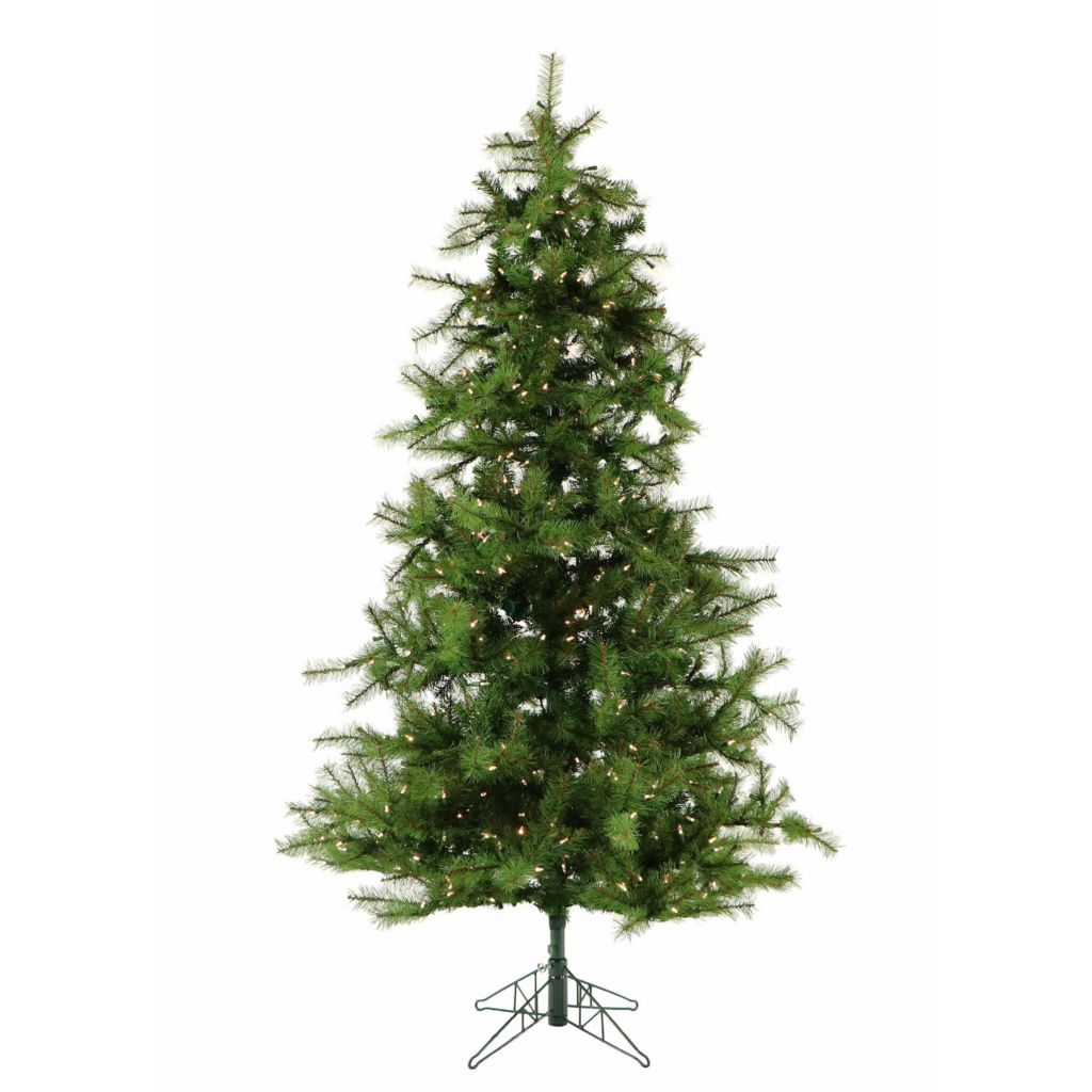Artificial Christmas Tree Sizes.Fraser Hill Farm Choice Of Size Lights Southern Peace Pine Artificial Christmas Tree