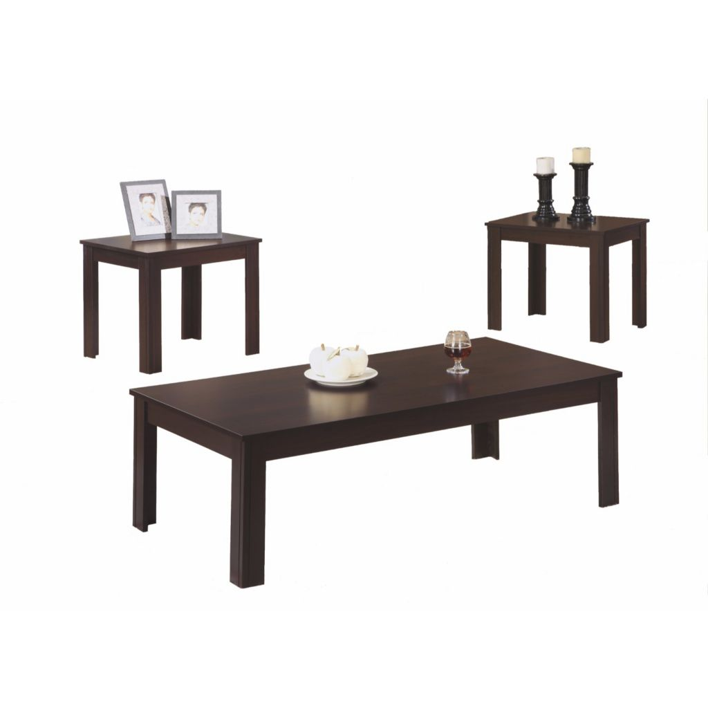 472 756  Monarch Specialties 3 Piece Choice Of Color Table Set