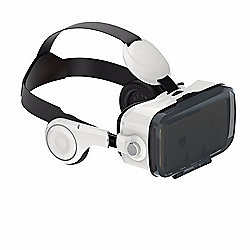 Zunammy Mobile Virtual Reality Headset w/ Integrated Headphones
