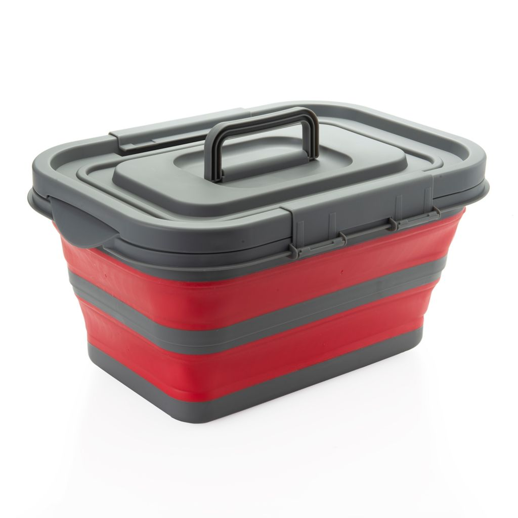 Storable Solutions 18 Collapsible  Storage Box - 475-105
