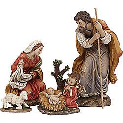 476-157 Mark Roberts Sweet Angel 4-Piece Nativity Set - 476-157