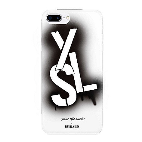 ysl iphone 8 case